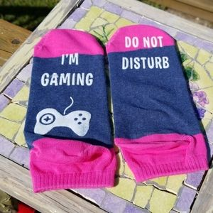 """Accessories - 🧦 I'M GAMING """"🎮""""DO NOT DISTURB """" 🔐 GAMING 🕹"""